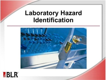 Laboratory Hazard Identification Course