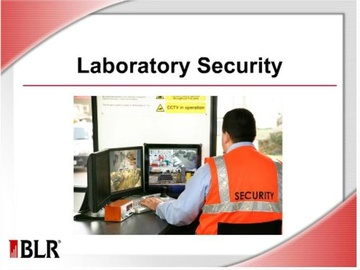 Laboratory Security Course