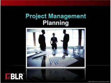 Project Management: Planning