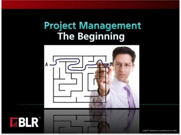 Project Management: The Beginning Course