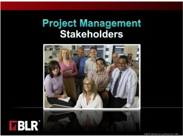 Project Management: Stakeholders Course