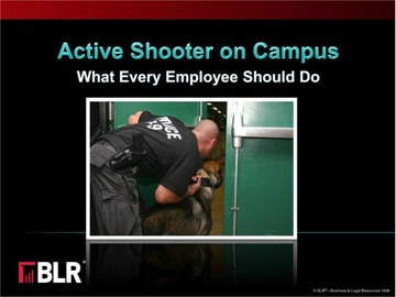 Active Shooter on Campus: What Every Employee Should Do (HTML 5)