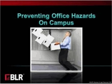 Preventing Office Hazards on Campus (HTML 5)