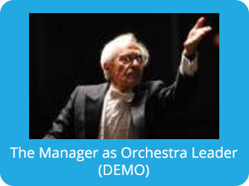The Manager as Orchestra Leader (Demo)