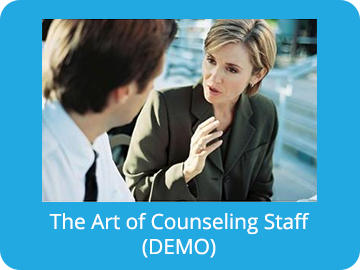 The Art of Counseling Staff (Demo)