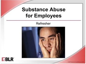 Substance Abuse for Employees: Refresher (HTML 5)