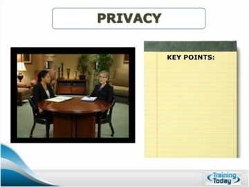 Privacy (HTML 5)