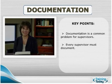 Documentation (HTML 5) Course