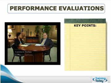 Performance Evaluations (HTML 5) Course