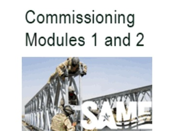 The Total Building Commissioning Process - Modules 1 and 2