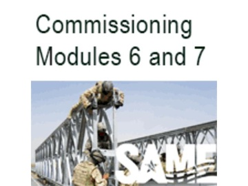 The Total Building Commissioning Process - Modules 6 and 7