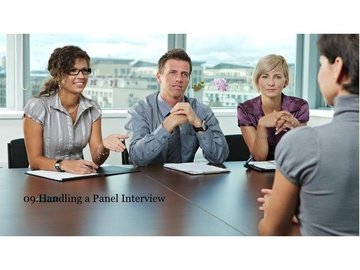 209. Hndling a Panel Interview