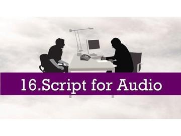 216. Script for Audio - Job Interviews