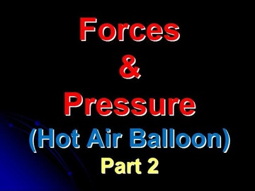 SPM Physics Question 3 - Hot Air Balloon (Part 2)
