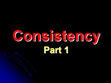 SPM Physics Question 5 - Consistency (Part 1)