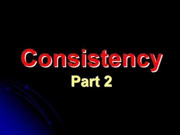 SPM Physics Question 5 - Consistency (Part 2)