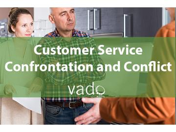 Customer Service Confrontation and Conflict