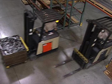 Operating Forklifts Safely