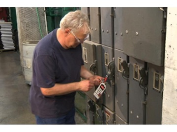 Lockout/Tagout It Would Have Saved His Life - Video