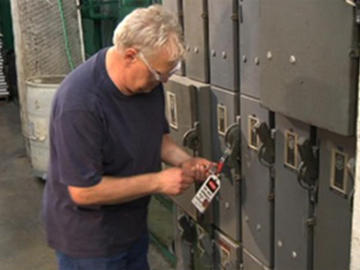 Lockout/Tagout It Would Have Saved His Life