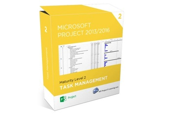 Learn Microsoft Project - Task Management (beginner)