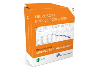 Learn Microsoft Project - Critical Path Management (advanced)