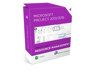 Learn Microsoft Project - Resource Management (expert)