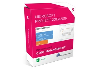 Learn Microsoft Project - Cost Management (expert)