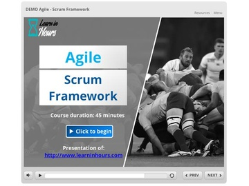 Agile Scrum Framework DEMO