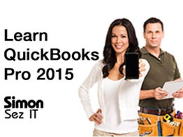 Master Quickbooks Pro 2015 the Easy Way