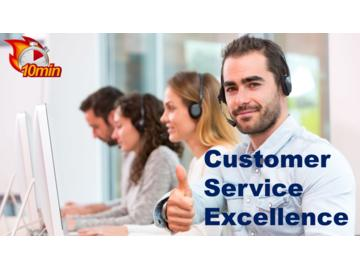 Customer Service Excellence Video Module