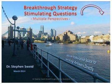 Breakthrough Strategy Stimulating Questions
