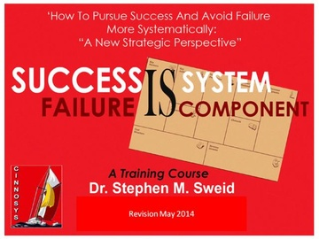 Success Is System, Failure Is Component