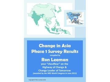 Change in Asia - Final Survey Results - 2013
