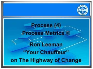 Process (4) - Process Metrics