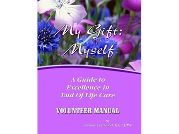 My Gift Myself Hospice Vol Preview