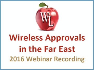 Far East Approvals [2016 Webinar Recording]