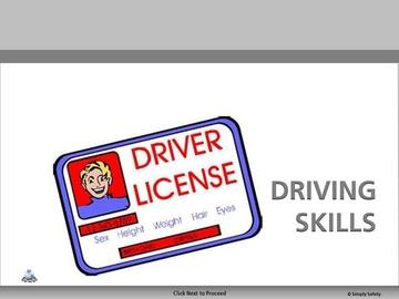 Driving Skills V2.16