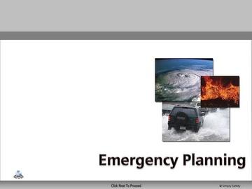 Emergency Planning V2.16