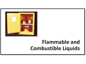 Flammable and Combustible Liquids V2.6 Course