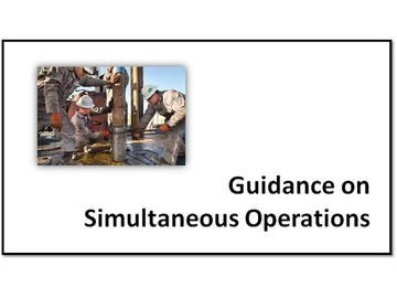 Guidance on Simultaneous Operations SIMOPS V2.6 Course