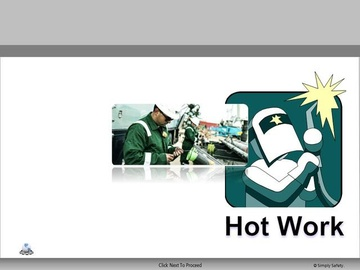 Hot Work V2.16 Course