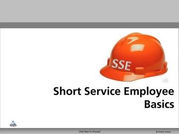 Short Service Employee V2.6 Course