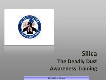 Silica Exposure Awareness V2.6 Course