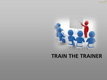 Train the Trainer Course V2.6