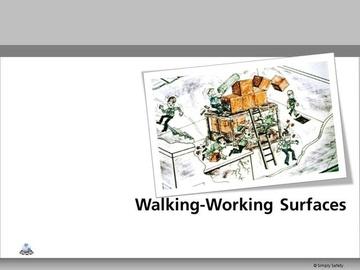 Walking Working Surface V2.6