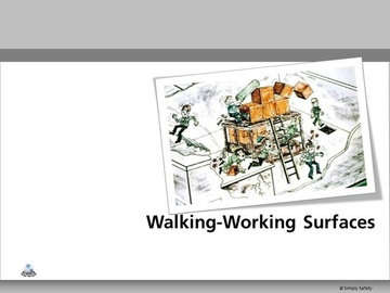 Walking Working Surface V2.6 Course