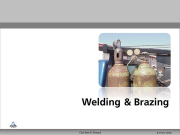 Welding and Brazing V2.6 Course