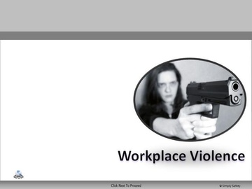 Workplace Violence V2.6 Course