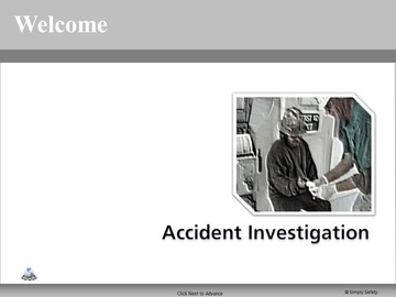 Accident Investigation V2.16 Course